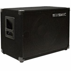 "15"" Bass Speaker Cabinet 200 Watt New 115 Speakers 1x15"