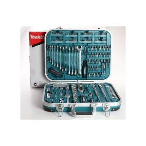 Makita P-90532 Heimwerker Werkzeugset im Koffer 227teilig Bits... + NEU (237503)