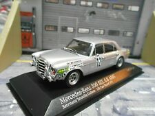 MERCEDES BENZ 300 SEL 6.8 AMG Racing Paul Ricard 1971 Jabouille Minichamps 1:43