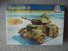 Italeri 1/35 Staghound Mk.III