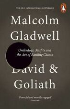 David & Goliath: Underdogs, Misfits & the Art of Battling Giants..GLADWELL.mnf56