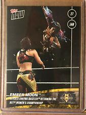 WWE NEW MATTEL ELITE SERIES DIVAS LOT ASUKA VS EMBER MOON WOMAN WRESTLING FIGURE