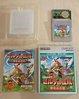 Gameboy Legend of Zelda Link GB game boy ver. tested Nintendo manual boxed Japan