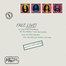 FREE - FREE LIVE! - NEW CD ALBUM