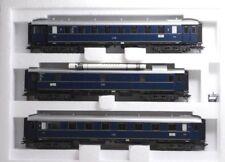 """MÄRKLIN 42753 Schnellzugwagen-Set """"Blue"""" , DB Ep III"""