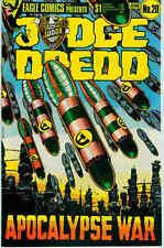 Judge Dredd # 20 (Carlos Ezquerra) (Eagle Comics USA, 1985)