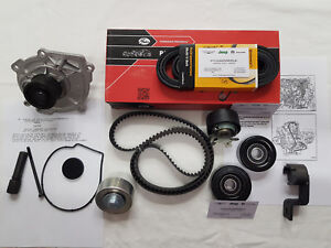 Timming Belt Kit and Water Pump and Pulleys Jeep Liberty KK 2.8 CRD 2008-2012