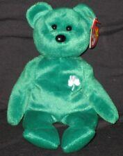 TY ERIN the IRISH BEAR BEANIE BABY - MINT with MINT TAG