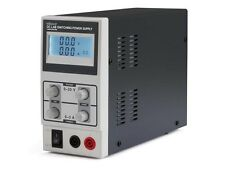 DC LAB SWITCHING MODE POWER SUPPLY 0-30 VDC / 0-3 MAX W/ LCD DISPLAY LABPS3003SM