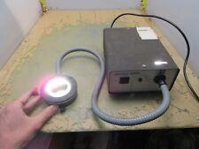 volpi intralux 4000 w/ 2394 ring microscope illuminator [4*A-38]
