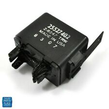 1984-1987 GN 1986-87 Regal 1984-86 Cutlass 442 NOS Fan Delay Relay GM 25527402