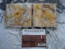 TOMMY LEE Tommyland The Ride CD JAPAN press
