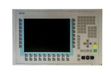 SIEMENS 6AV8100-0BC00-0AA0 PN SCD 1297-K 6AV8 100-0BC00-0AA0 PANEL LCD MONITOR