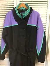 Vintage 1990's North Face Vertical Gore-Tex Ski Suit Women's Size 14