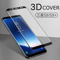 Temper Glass Full 3D Curved Screen Protector H9 For Samsung Galaxy S9 Plus S8 S7