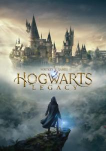 Hogwarts Legacy Video Game Poster Art Print Wall Home Room Decor Wall Art
