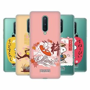 OFFICIAL PEANUTS ORIENTAL SNOOPY SOFT GEL CASE FOR GOOGLE ONEPLUS PHONE