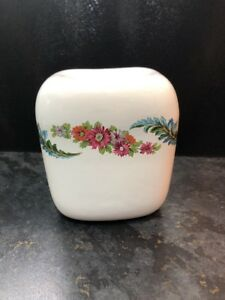 PORCELAIN DE PARIS FRANCE TOOTHBRUSH HOLDER