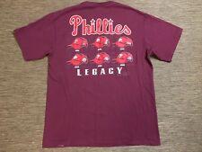 Phillies PHILADELPHIA BASEBALL TShirt L