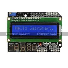 SainSmart LCD 1602 Keypad Shield For Arduino UNO R3 MEGA2560 1280 Duemilanove
