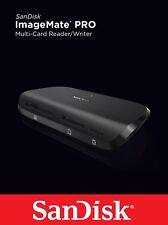 SanDisk ImmageMate Pro USB Memory Card Reader for SD, microSD, CompactFlash-UK