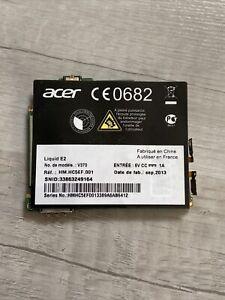 Carte Mére Acer Liquid E2