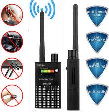 Bug signal detector portable Anti-Spy wireless Amplification RF Detector Gadgets