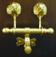 Boykin Spaniel Bronze Duet Door Knocker