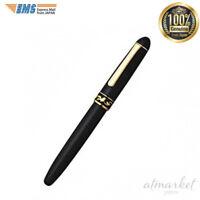 Platinum pen fountain # 3776 Higo Inlaid Ginko biloba PTB-30000Z # 96-3 JAPAN