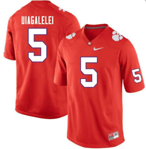 Clemson Tigers Jersey - Uiagalelei, Ross, Lawrence, Custom - Youth & Adult Sizes