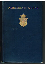 The Story of my Life by Hans Christian Andersen 1871 Rare Book! $
