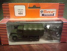 ROCO MINITANKS  GMC CARGO TRUCK M35 A2 2,5 TON SCALE 1/87