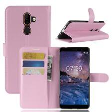 Nokia 7 plus Portable Housse Sac Case Étui de Rosa 2011 F