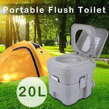 Bagno Toilette WC Gabinetto Water Chimico Mobile Portatile In Dura Resina 20L