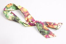 Amazing Summer Style Multicolored Women Wired Headband with Flower Print (S317)