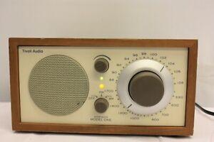 TIVOLI AUDIO MODEL ONE BY HENRY KLOSS AM FM RADIO