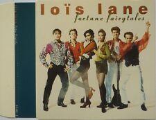 LOIS LANE - Fortune fairytales 2TR CDM 1990 POP ROCK