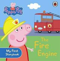 Peppa Pig: The Fire Engine: My First Storybook, Ladybird , Acceptable | Fast Del