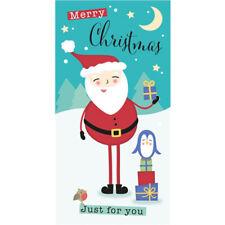 Tarjeta de Navidad (SINGLE) - Dinero Cartera-Santa