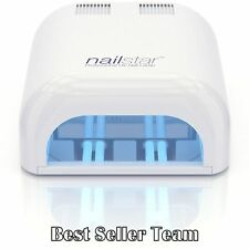 NailStar Professional 36 Watt UV Nail Dryer Nail Lamp for Gel W/ 120&180 Second
