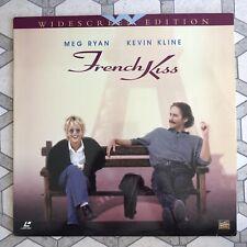 French Kiss- Laserdisc