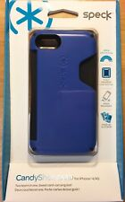 Speck Products Candyshell Card Case For Iphone 4/4s - SPK-A0823 - Cobalt/Black