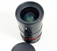 SONY Alpha Rokinon 35mm F1.4 AS UMC Lens A33 A35 A55 A58 A65 A77 A350 A700