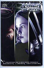 X Men: The Movie Beginnings, First Printing. Paperback
