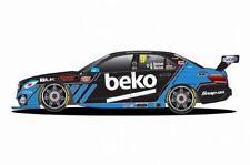 Biante 1/18 Diecast Car - 2014 Erebus Beko Mercedes E63 AMG (No.9 Davison Bros)
