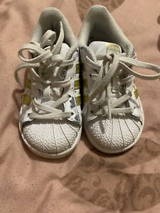 toddler Trainers, addidas trainers, Toddler Shoes, Size 6K