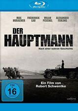 Der Hauptmann - (Max Hubacher) # BLU-RAY-NEU