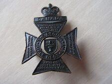 insigne  canadien  the regina riffle regiment