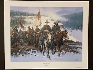 John Paul Strain - Return to Clark's Mountain #1102/1250