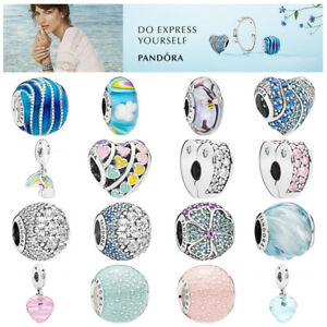 Original PANDORA® Charm Elemente Moments Silber Beads